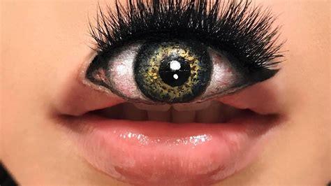 stomach flip mimi choi s makeup optical illusions might make your stomach flip nerdist