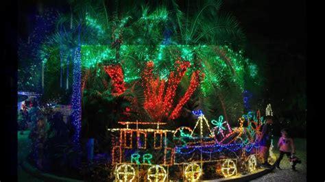 florida botanical gardens lights lights in the gardens florida botanical gardens