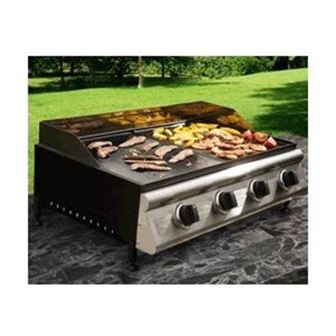Grille De Barbecue 3177 by Cook In Garden Estadilla 4 Plancha Au Gaz 4 Br 251 Leurs