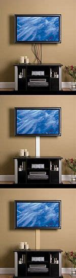 ways to mount a tv an excellent yet simple idea for your entertainment system