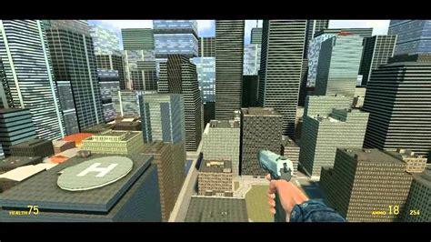 mod garry s mod map garry s mod maps big city youtube