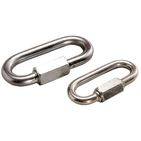 cadenas towing reese towpower 5 16 in safety chain clip quick links 2