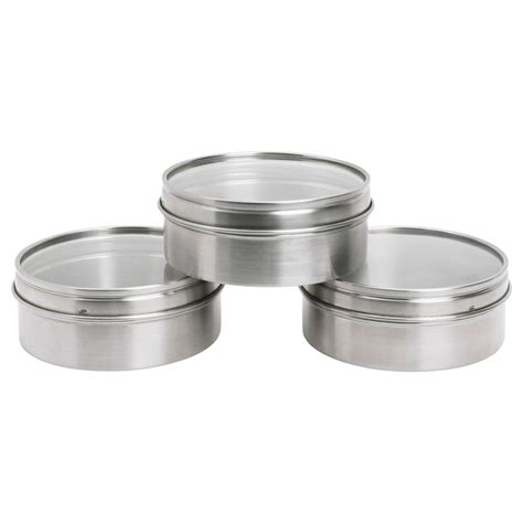 grundtal container stainless steel 10 cm ikea