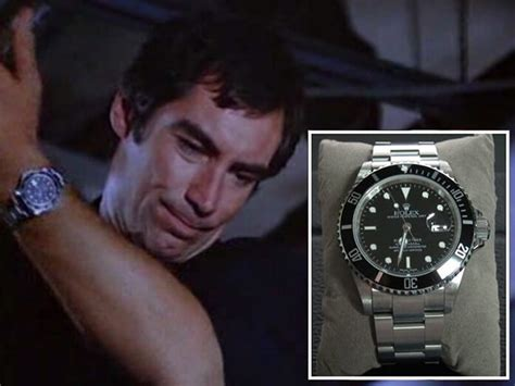 timothy dalton james bond review watch out mr bond 007 s watches in review
