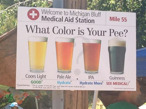 normal urine color a must read 7 urine colours that can tell you important