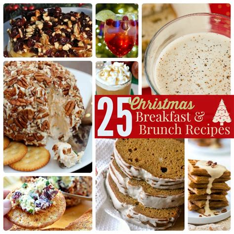 great ideas 25 christmas breakfast brunch recipes