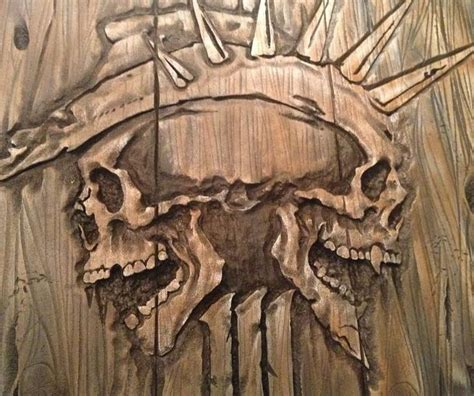 wood carving tattoo hank iii wood carving tattoos