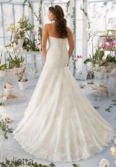 Mori Wedding Dresses by Mori Wedding Dress Julietta 3191 Catrinas Bridal