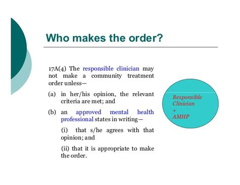 section 37 of the mental health act mental health act 2007