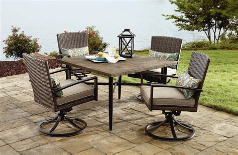 Grand Resort Patio Furniture Grand Resort Patio Furniture Lovely Grand Resort Xac 1810 5pc River Oak 5 Dining Set