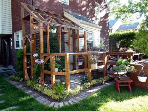 cat patio cat playhouse inspiring ideas pinterest cats cat