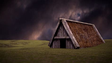 Viking House By Cortaderia On Deviantart