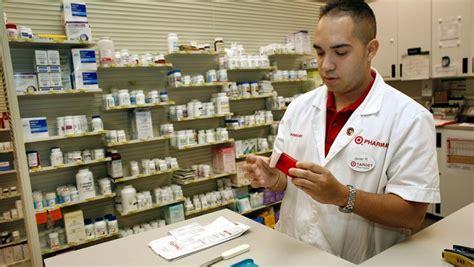 salary of a first year pharmacist chron com