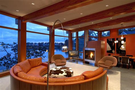 modern home design victoria bc west coast modern beach house brings the outside in