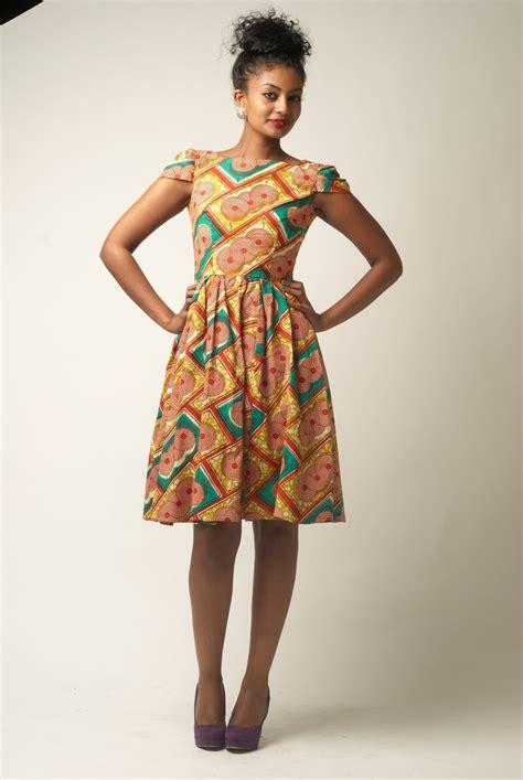 22013 2014 ankara gowns ankara dress with cap sleeves african fashion