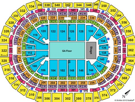 pepsi center floor plan u2 montreal rant page 3 u2 feedback