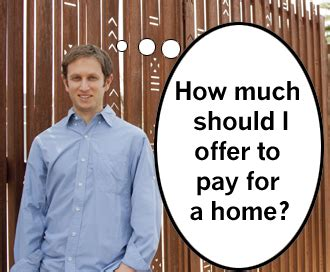 how much should you offer on a house how much should you offer on a house 28 images what