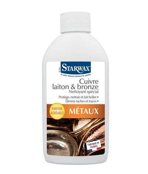 Produit Pour Nettoyer Le Cuivre by Nettoyant Sp 233 Cial Cuivre Laiton Et Bronze Starwax
