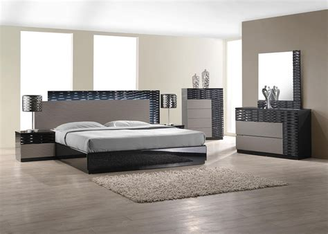 modern furniture for less modern roma bedroom set