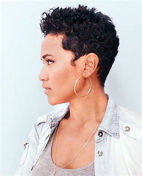 pixie haircuts for natural ethnic hair 20 sassy and sexy black pixie cuts