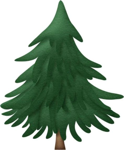 pine tree template free pine tree template trees forests and winter