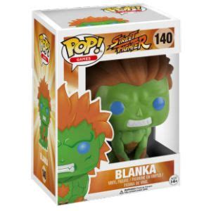 Original Funko Pop Fighter Blanka 74 figurines fighter comparer 74 offres