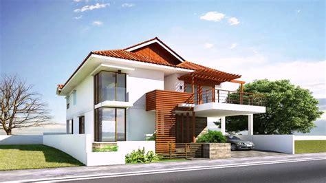 modern home design youtube simple modern house design philippines youtube