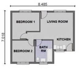 2 bedroom house floor plans 2 bedroom house plans modern speedchicblog 2 bedroom