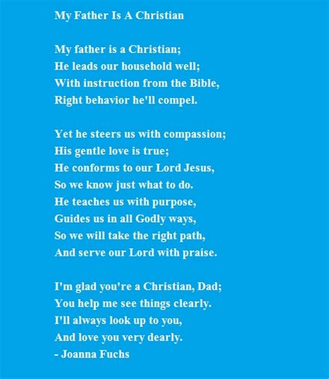 a poem for day fathers day 2015 poems and quotes