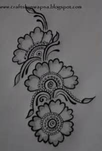 my craft ideas mehendi design