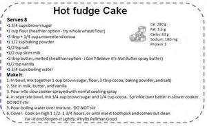 fudge cake recipe