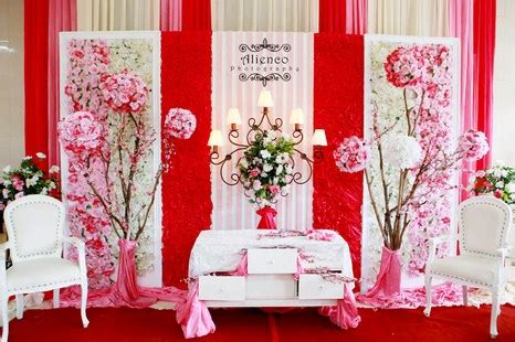 gambar photobooth pernikahan decorasi murah  unik