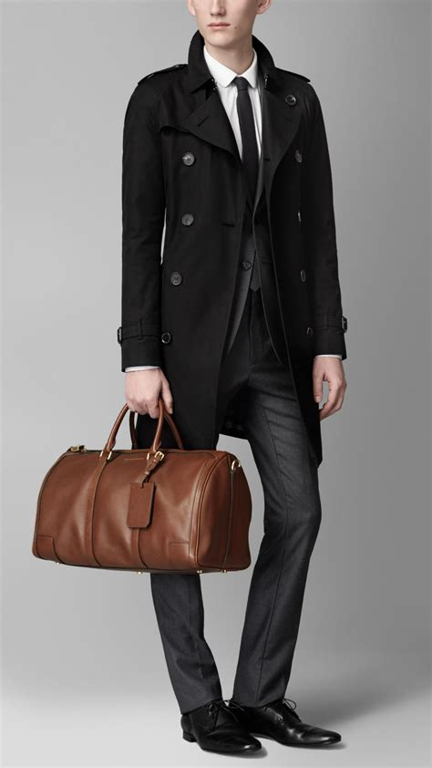Burberry Doctor Bowling Hardware Gold 1040 7 vtg real moroccan leather bowling bag brown genuine boho