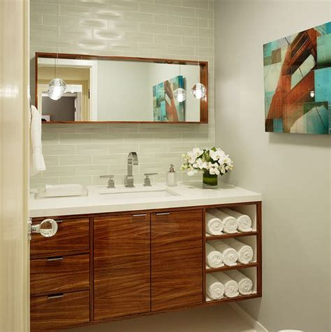 display bathroom zebra wood vanity cabinet with elegant display
