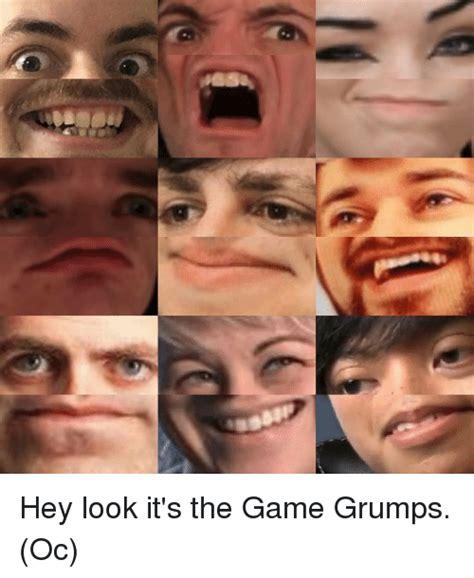 Hey It S Us hey look it s the grumps oc meme on sizzle
