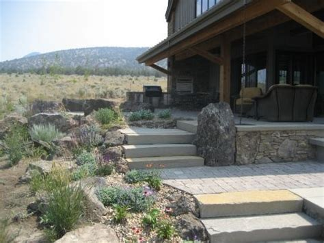 high desert landscape for the home