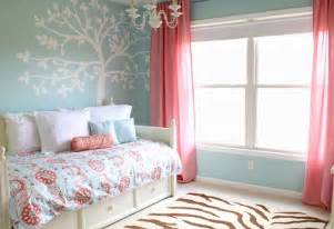 Coral Colored Duvet Cover Coral And Turquoise Bedroom Girls Bedooms Pinterest