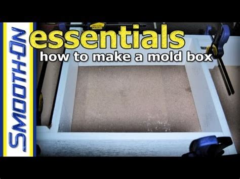 how to box a how to build a mold box