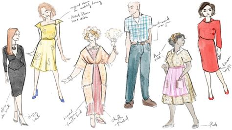 fashion design notes oscars 2017 costume designers to host discussion tailored