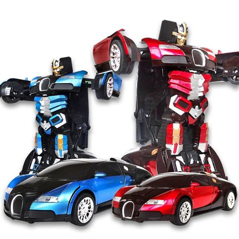 bugatti transformer remote control rc robot toy car tran end 2 13 2018 6 15 pm