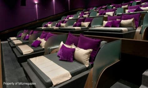 theatre with beds these photos of most beautiful bed cinemas in the world