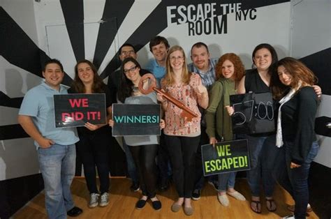 escape the room new york city we escaped picture of escape the room nyc new york city tripadvisor
