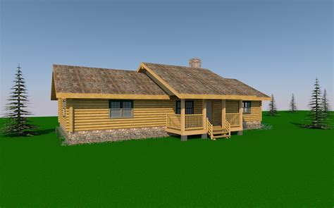 Small Homes 2000 Sq Ft Log Home Plans From 1 500 To 2 000 Sq Ft Custom Timber