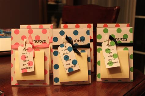 the gifts i made for nurse s week for the fantastic ladies