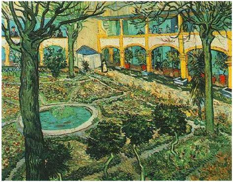 El Patio Arles by El Patio Hospital En Arles De Vincent Gogh 88