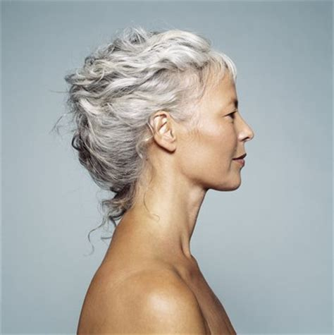 frosted hair to cover gray hi ho silver covering gray hair on blondes 3