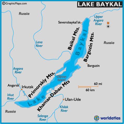 world map lake baikal diving in lake baikal russia