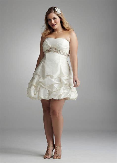 Plus Size Wedding Dresses   DressedUpGirl.com