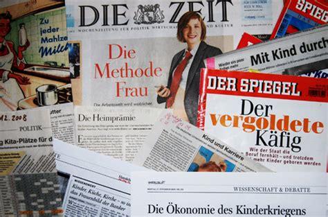 deutschsprachige online zeitungen und online zeitschriften