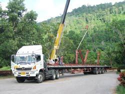 siam pickpack worldwide sea land air freight relocation logistics cargo management phuket